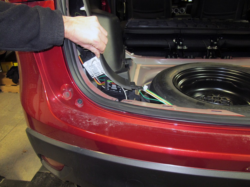 2013 Mazda Cx-5 Custom Fit Vehicle Wiring