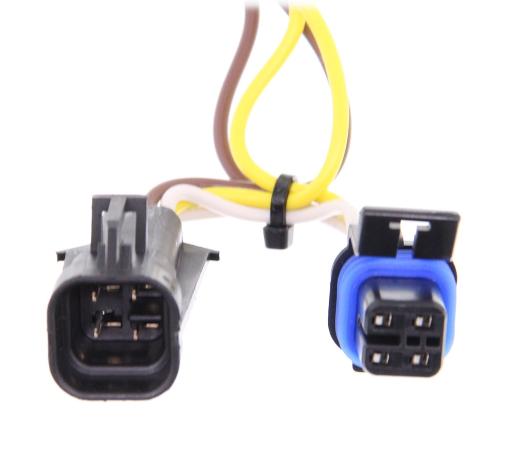 Compare Curt Trailer Hitch Vs T Connector Wiring Pontiac G6 Custom Fit Vehicle C56013