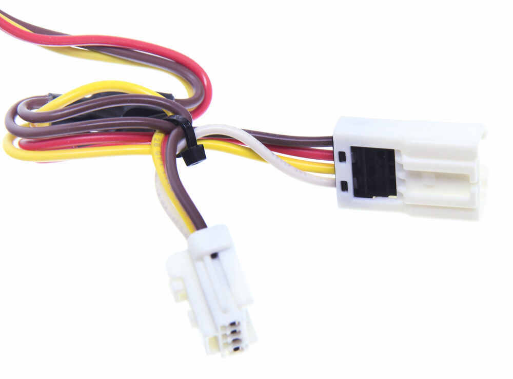 Wiring Harness Nissan Rogue : Nissan rogue curt t connector vehicle wiring harness