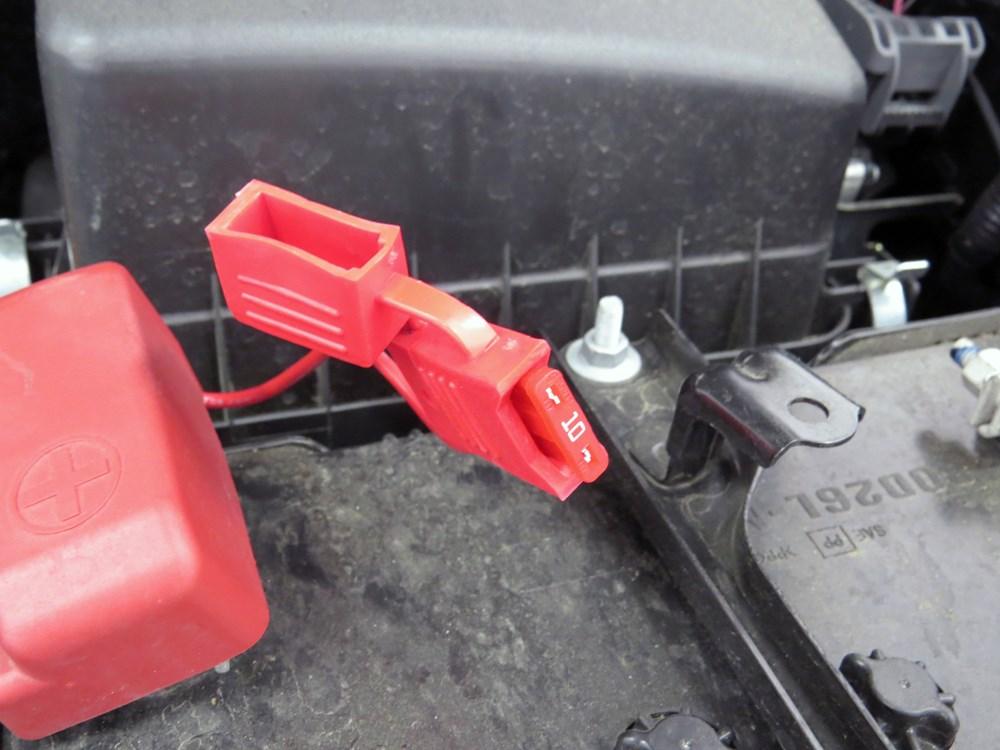 Toyota matrix custom fit vehicle wiring curt