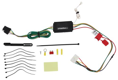 2010 acura mdx curt t connector vehicle wiring harness. Black Bedroom Furniture Sets. Home Design Ideas