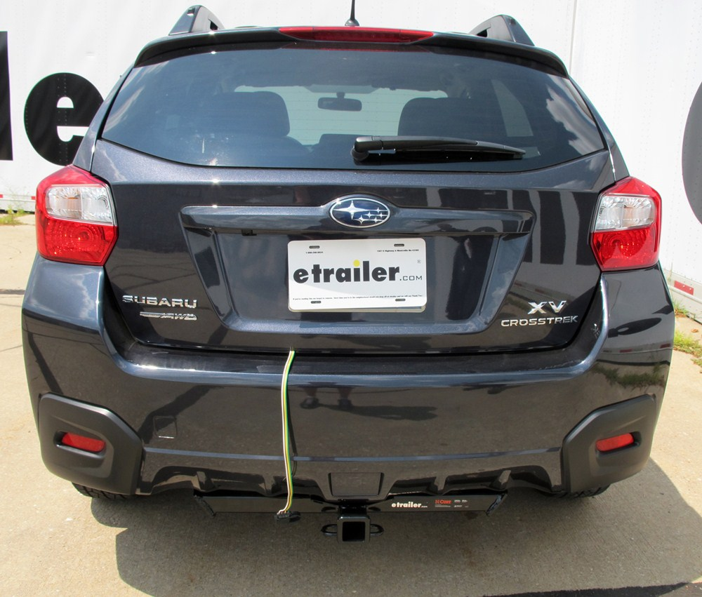 2019 subaru crosstrek custom fit vehicle wiring curt  trailer wiring harness installation
