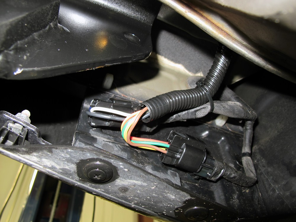 2012 Hyundai Santa Fe Custom Fit Vehicle Wiring