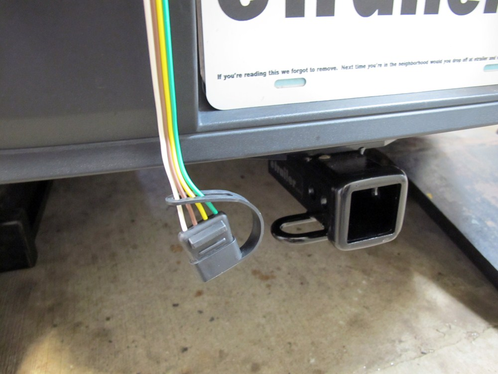 2013 ford taurus curt t connector vehicle wiring harness. Black Bedroom Furniture Sets. Home Design Ideas