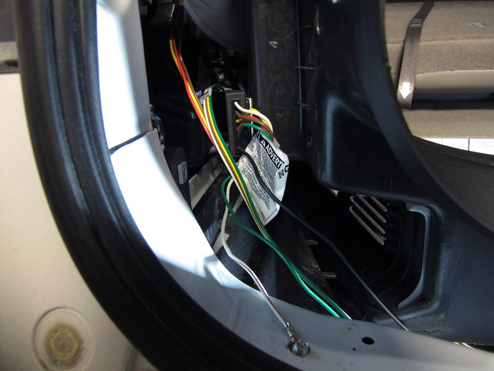 2012 ford explorer curt t connector vehicle wiring harness
