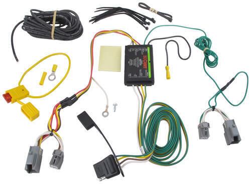 compare t one vehicle wiring vs curt t connector etrailer com rh origin etrailer com