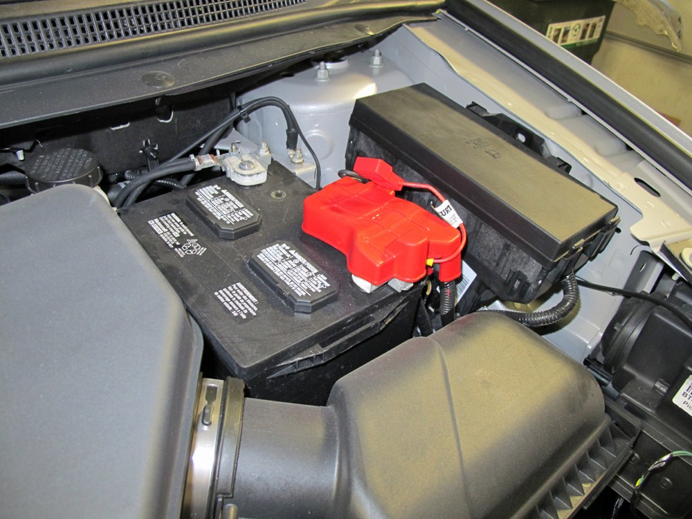 2013 ford edge trailer wiring harness 2013 ford edge curt t-connector vehicle wiring harness ... #14