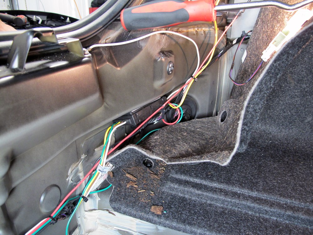 Trailer Wiring Harness Chrysler 300 : Chrysler c custom fit vehicle wiring curt