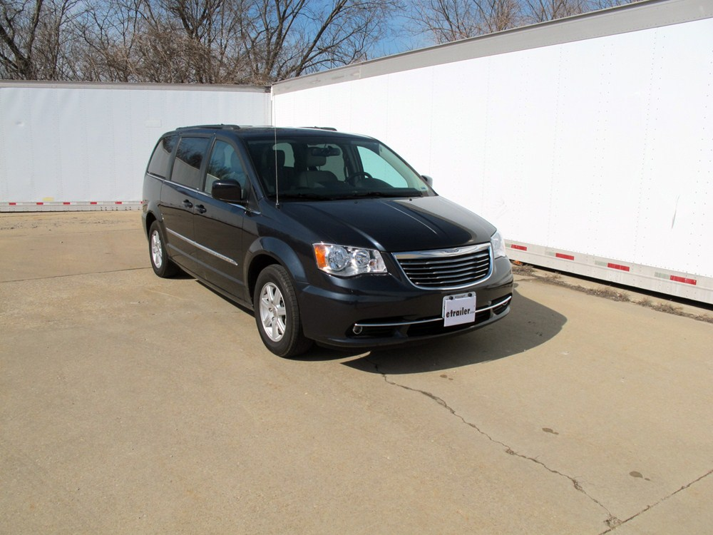 2013 chrysler town and country custom fit vehicle wiring curt. Cars Review. Best American Auto & Cars Review
