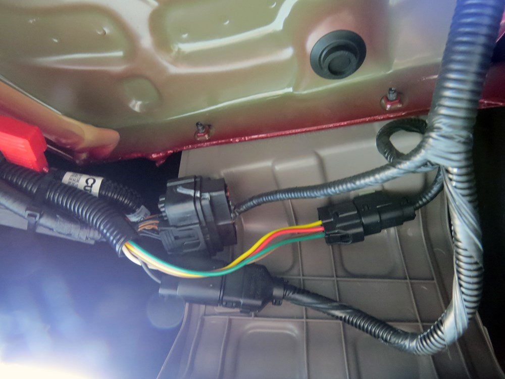 2016 Kia Sorento Custom Fit Vehicle Wiring
