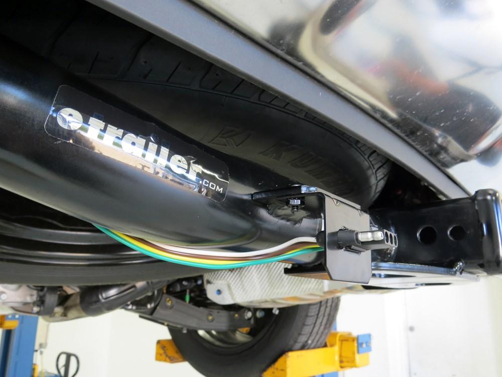 Wiring Harness Hyundai : Hyundai veracruz wiring harness for trailer timing