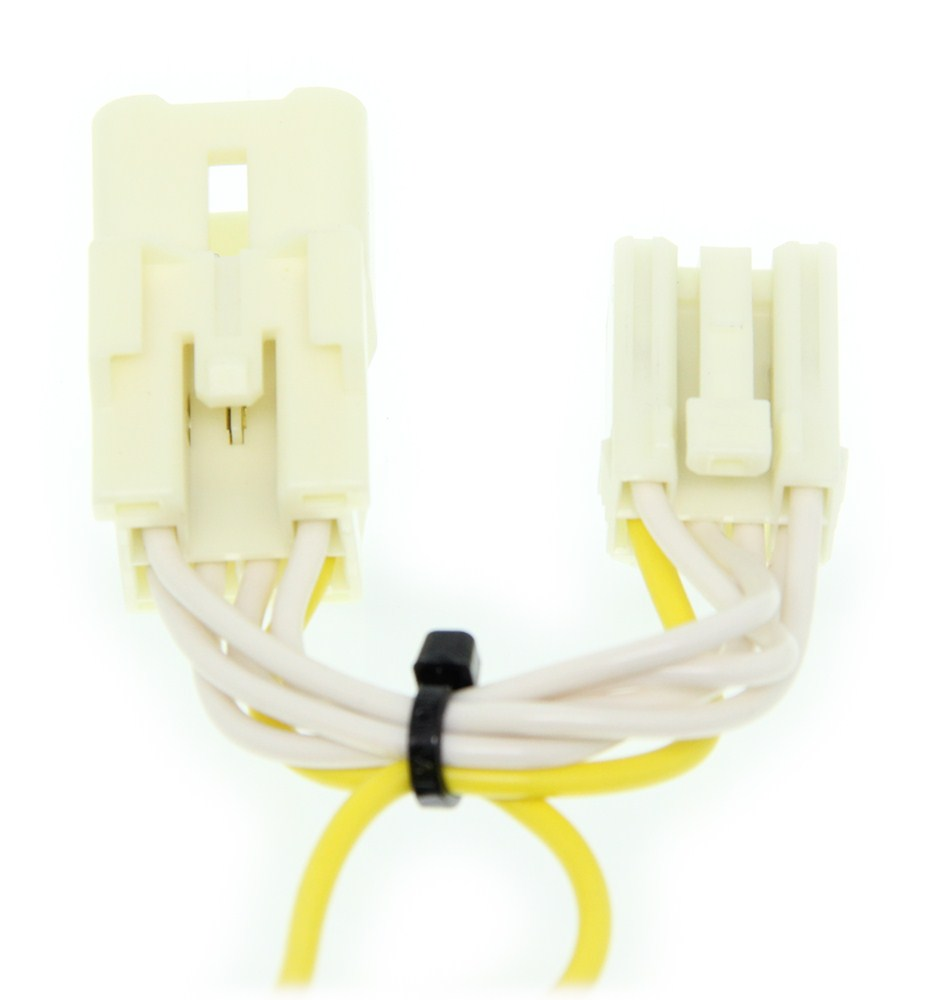 Compare Curt T Connector Vs Wire Flat Vehicle To Trailer Wiring 4 Harness With Pole Powered Converter