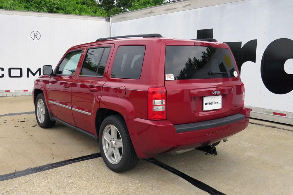 2010 jeep patriot custom fit vehicle wiring curt. Black Bedroom Furniture Sets. Home Design Ideas