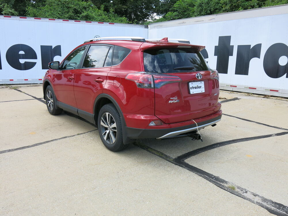 2017 Toyota Rav4 Custom Fit Vehicle Wiring