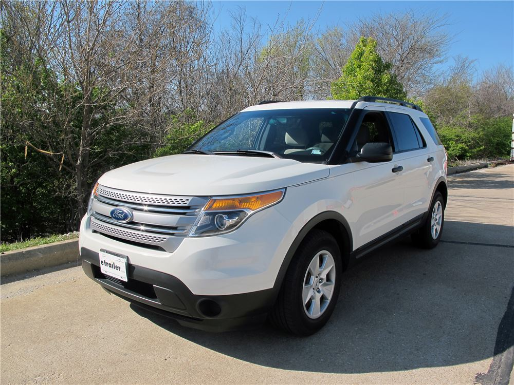 2012 ford explorer curt t