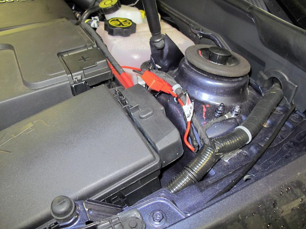 2016 Chevrolet Malibu Limited Custom Fit Vehicle Wiring
