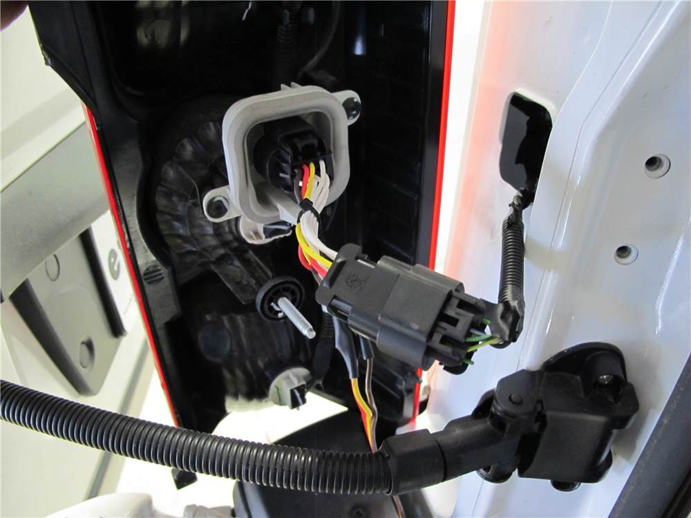 2014 Dodge Promaster 2500 Custom Fit Vehicle Wiring