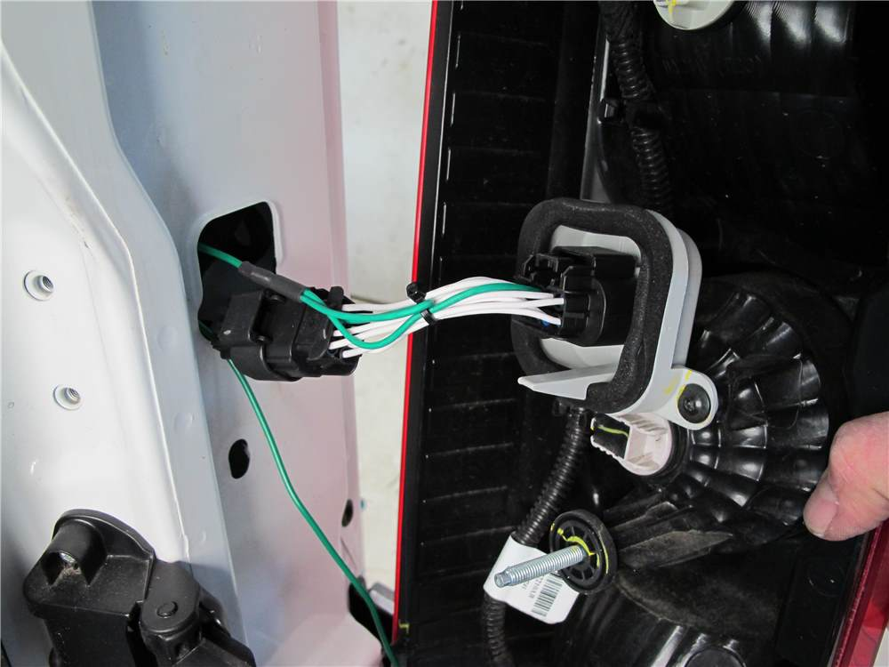 2015 Ram Promaster 1500 Custom Fit Vehicle Wiring