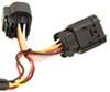 C56209 - 4 Flat Curt Custom Fit Vehicle Wiring
