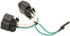 C56209 - Powered Converter Curt Trailer Hitch Wiring
