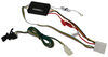 Curt T-Connector Vehicle Wiring Harness with 4-Pole Flat Trailer Connector 4 Flat C56217