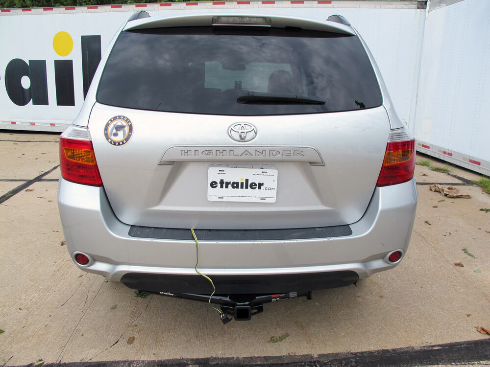 2010 Toyota Highlander Curt T