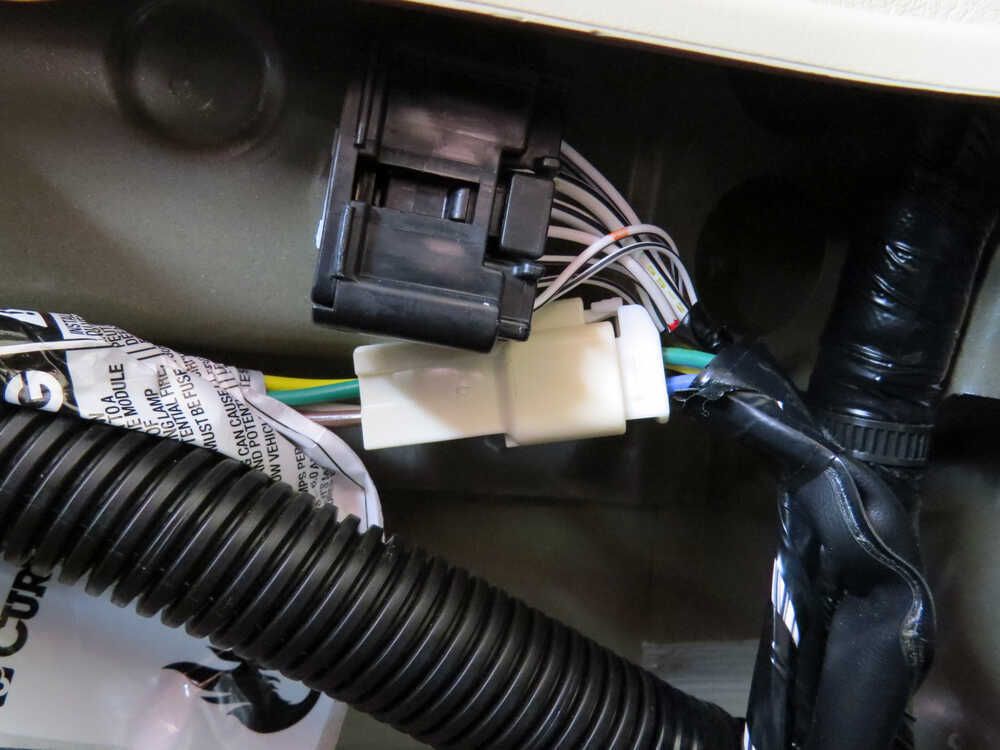 2011 Toyota Highlander Custom Fit Vehicle Wiring