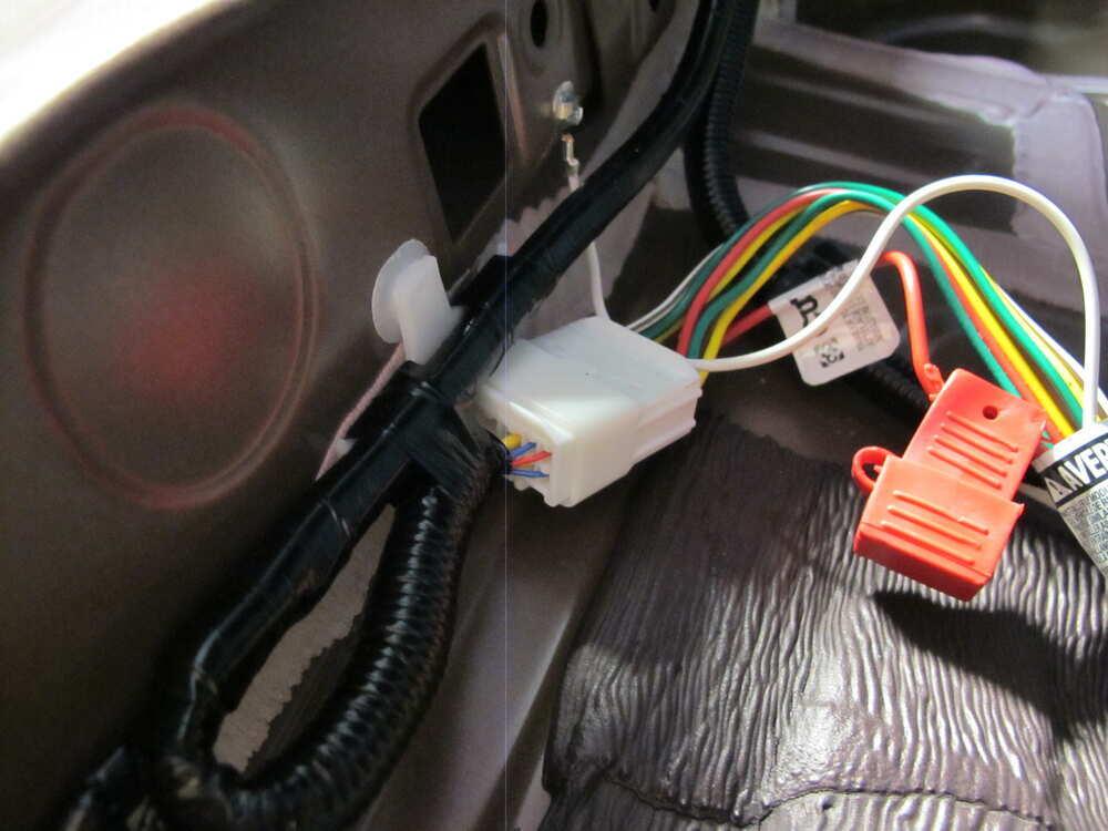 2017 Toyota Highlander Custom Fit Vehicle Wiring