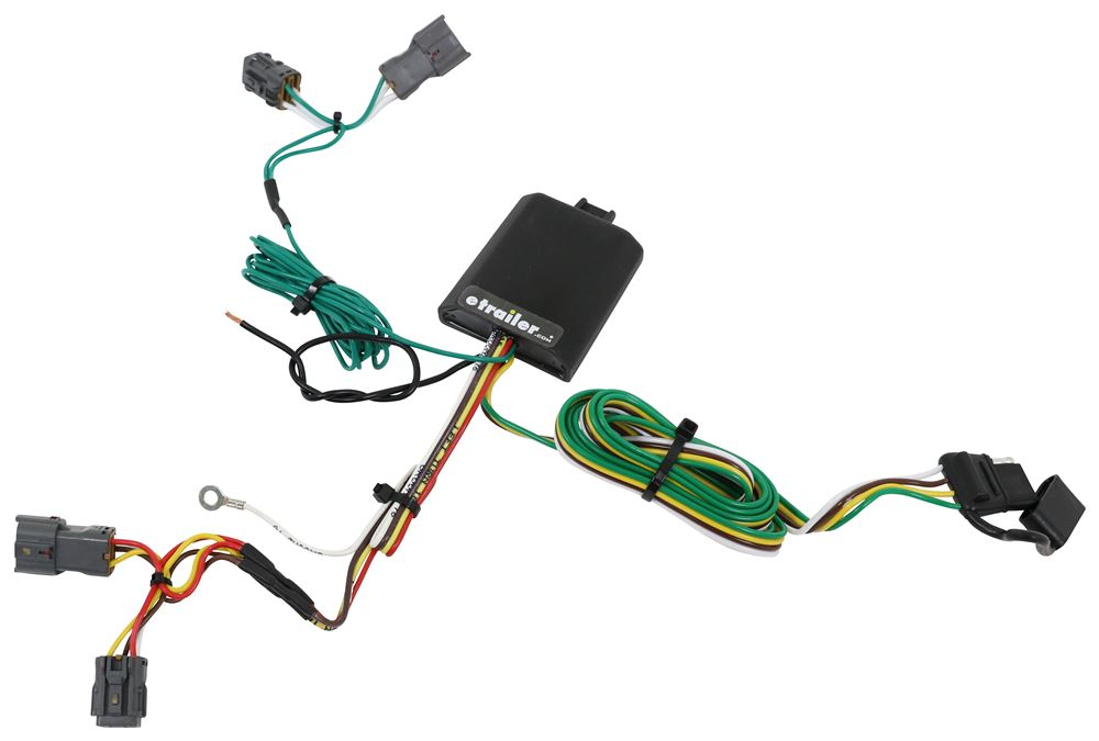 Curt T-Connector Vehicle Wiring Harness with 4-Pole Flat ... on electrical harness, maxi-seal harness, dog harness, suspension harness, oxygen sensor extension harness, safety harness, fall protection harness, pony harness, engine harness, alpine stereo harness, battery harness, obd0 to obd1 conversion harness, radio harness, pet harness, amp bypass harness, nakamichi harness, cable harness,