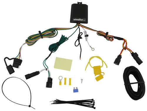 2016 ford escape curt t connector vehicle wiring harness. Black Bedroom Furniture Sets. Home Design Ideas