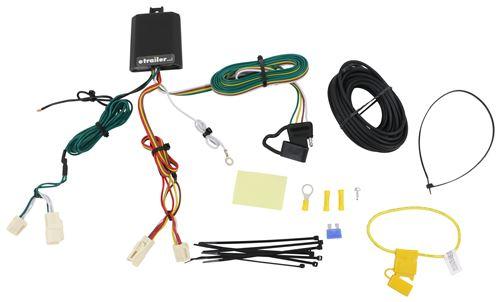 2016 toyota rav4 curt t connector vehicle wiring harness. Black Bedroom Furniture Sets. Home Design Ideas