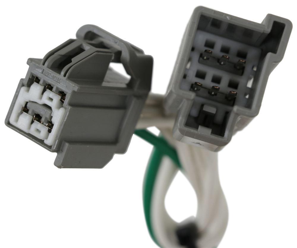 Compare Curt T Connector Vs Trailer Hitch Etrailercom Wiring Harness C56355