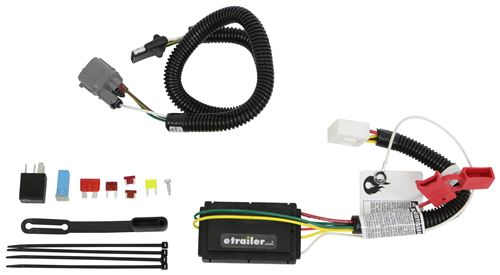 2010 honda pilot curt t connector vehicle wiring harness. Black Bedroom Furniture Sets. Home Design Ideas