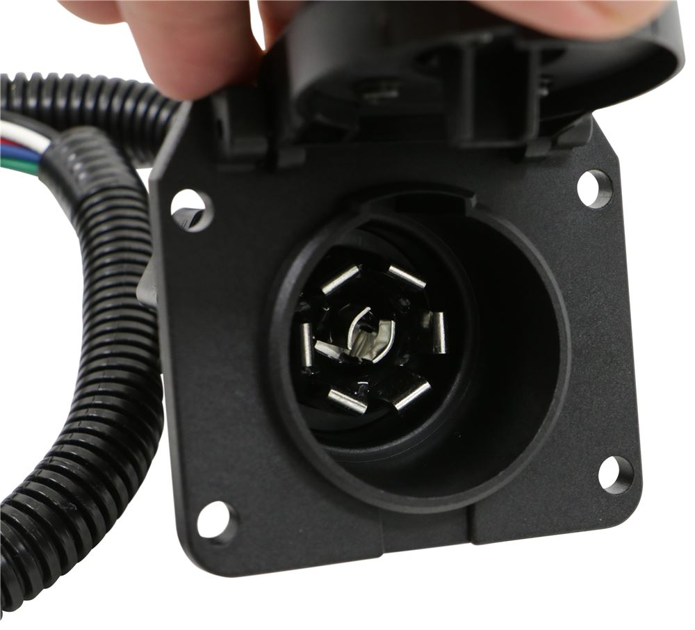 Curt Custom Fit Vehicle Wiring - C56366