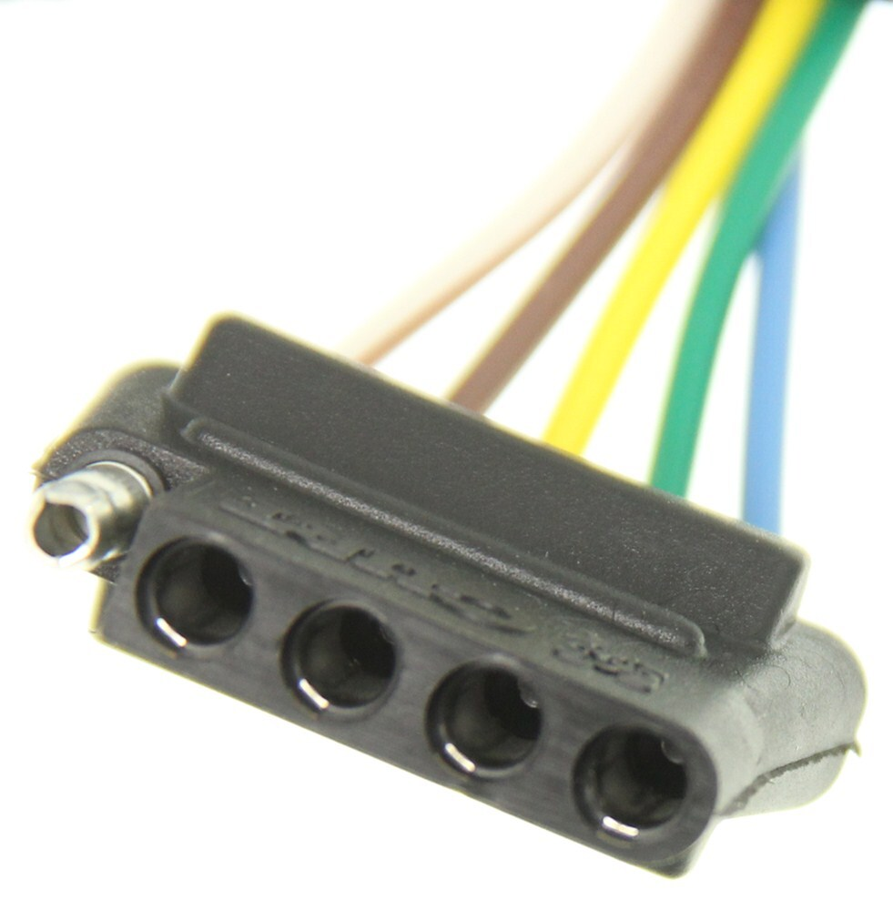 Chevrolet silverado curt t connector vehicle wiring