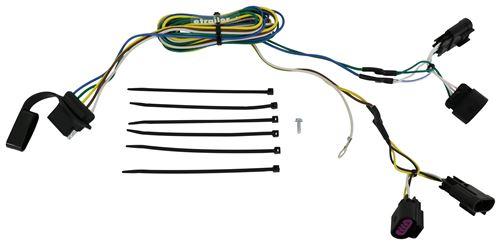 2012 Chevrolet Equinox Custom Fit Vehicle Wiring