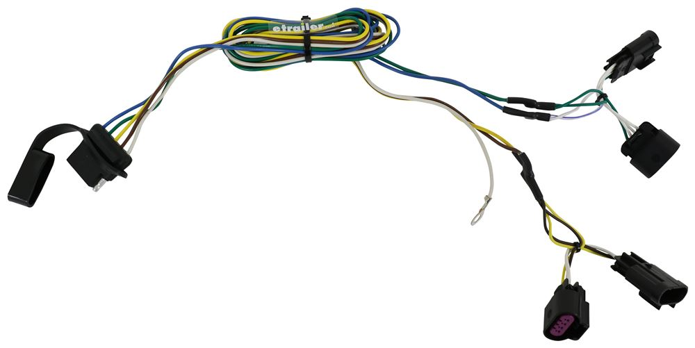 2014 Chevrolet Equinox Custom Fit Vehicle Wiring