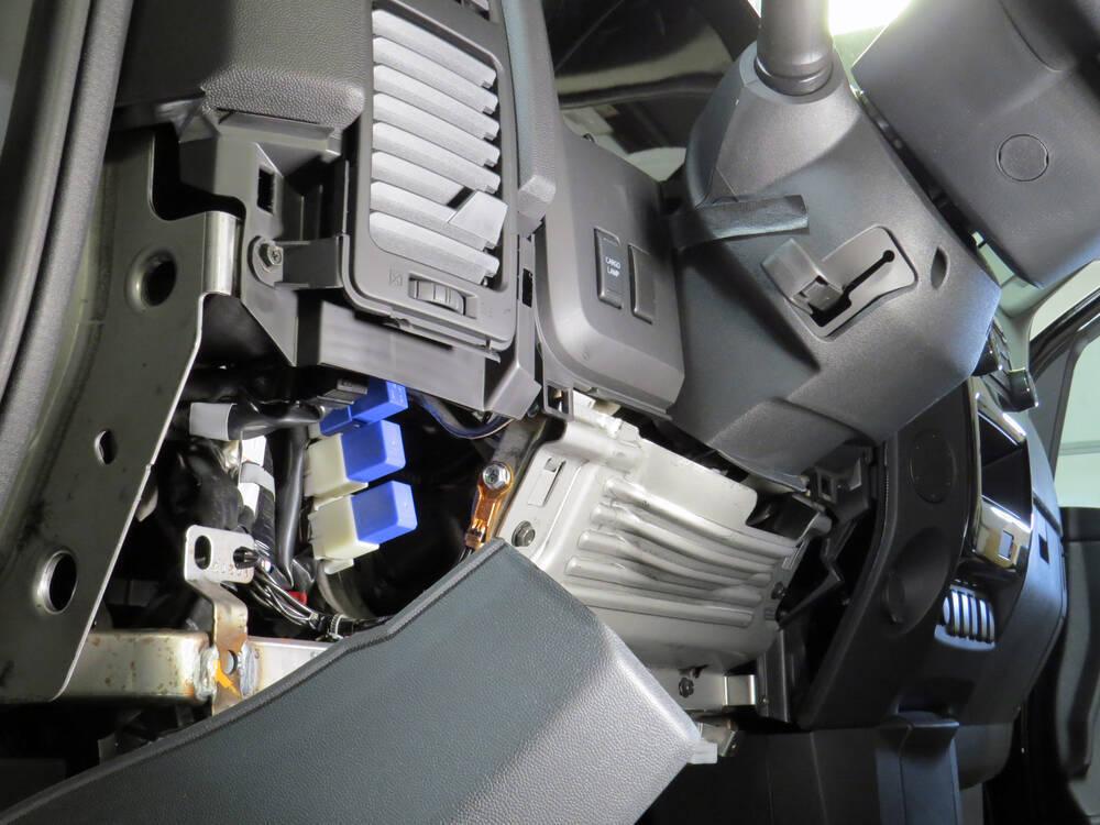 Trailer Wiring Harness Installation 2008 Nissan Armada