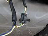 C57674 - Multi-Function Adapter Curt Wiring Adapters on 2015 Ford Explorer