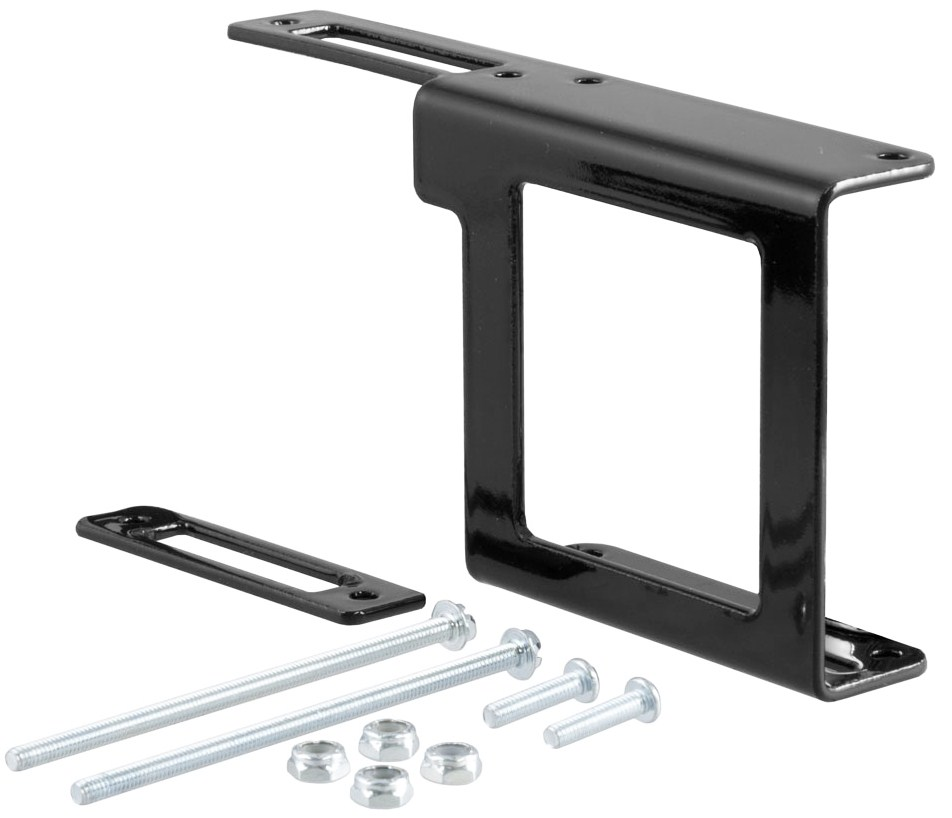 Curt Easy Mount Bracket for 4- or 5-Way Flat Trailer ...