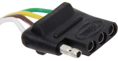 Curt Vehicle Wiring Harness With 4