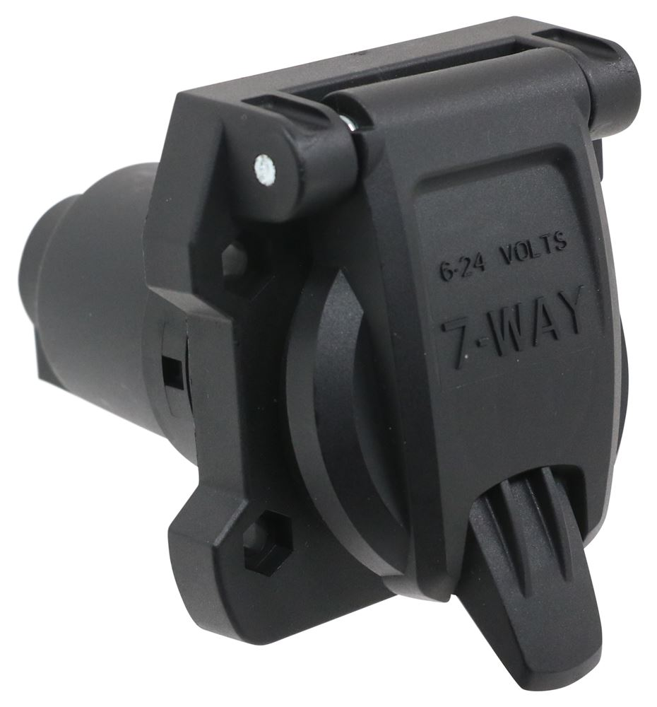 Buy Hoppy 48515 7 Pole Rv Trailer Wiring Connector In Cheap Price On