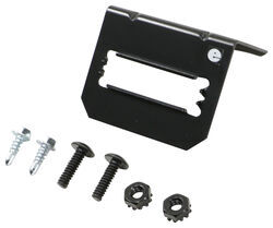 Curt Mounting Bracket for 5-Way Flat Trailer Connector