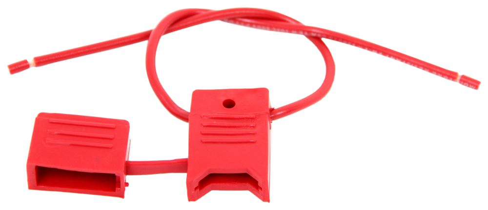 Accessories and Parts C58470-1 - Fuse Holder - Curt