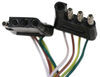 Curt Custom Tow Bar Wiring - C58911