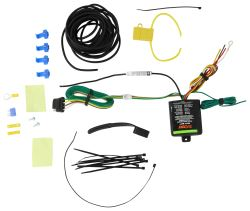 Curt 2004 Mazda Tribute Custom Fit Vehicle Wiring