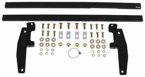 curt 600 series gooseneck installation kit for chevy  gmc