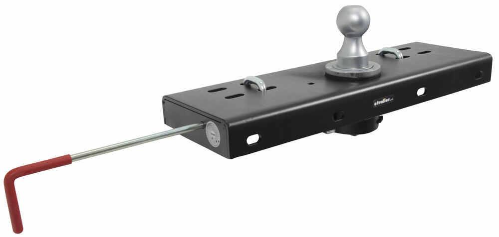 C60607 - Double Lock Gooseneck Curt Gooseneck