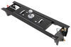 Curt EZr Double Lock Underbed Gooseneck Trailer Hitch with Installation Kit - 30,000 lbs 30000 lbs GTW C60685