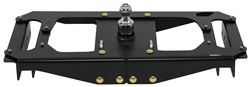 Curt Custom Underbed OEM-Style Gooseneck Trailer Hitch - 30,000 lbs